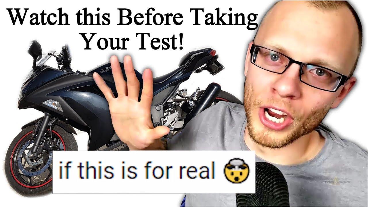 How Hard Is Dmv Motorcycle Skills Test