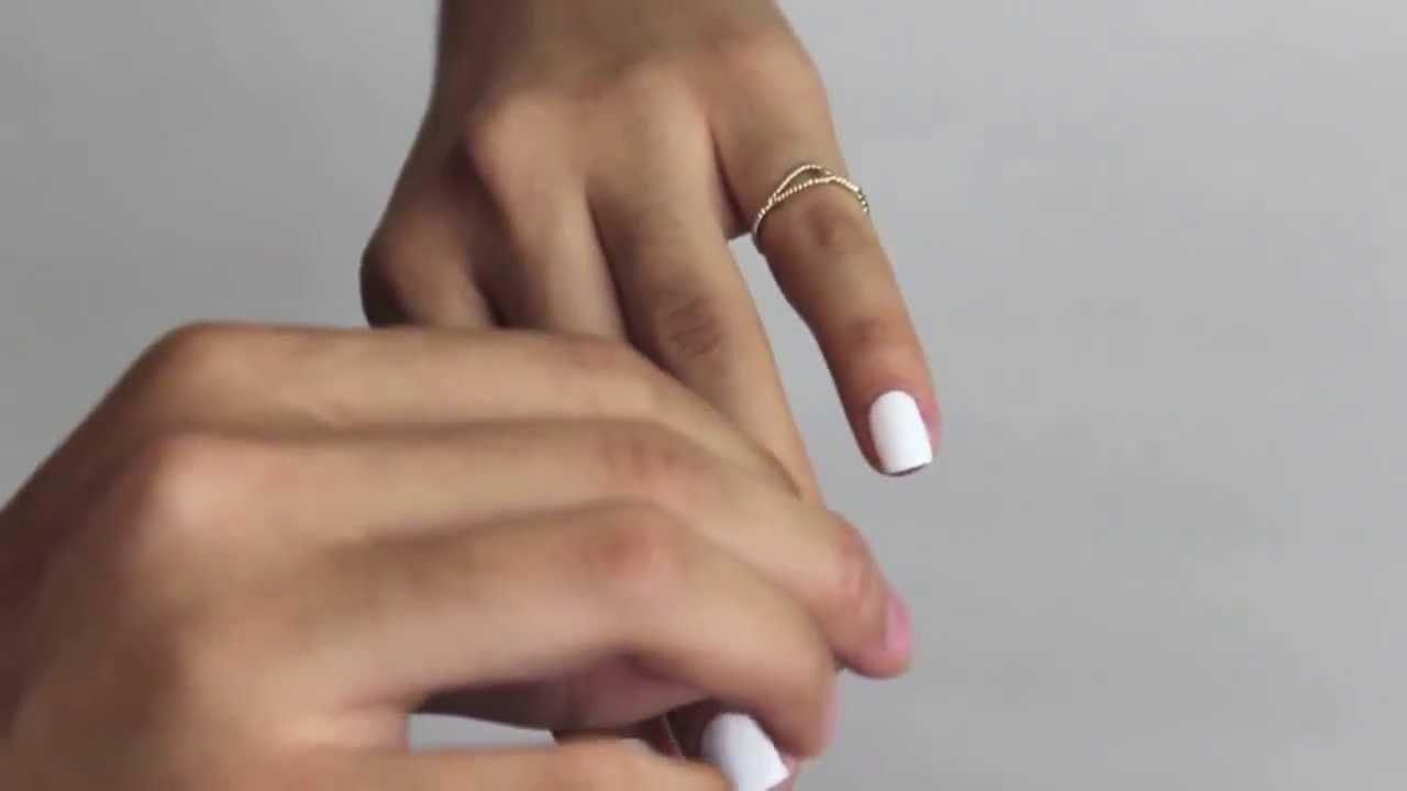 The Evil Eye Nail Art Trend - YouTube