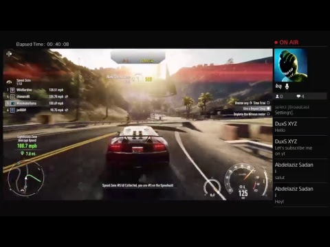 Need For Speed Just Getting Started
