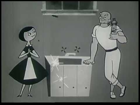 super advertising tv - Mr. Clean