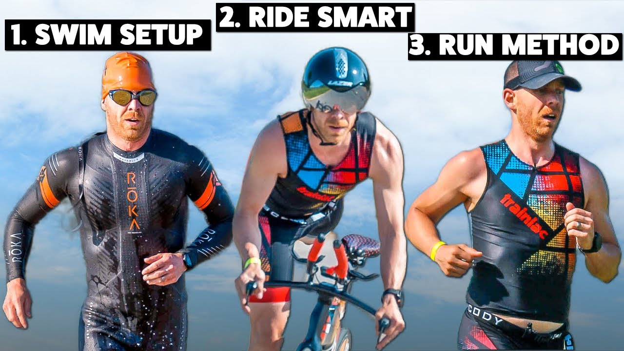 7 Things I Did To Nail My Dream 70.3 Triathlon Race