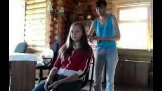 видео Вуаля сеть экспресс студий по плетению косичек