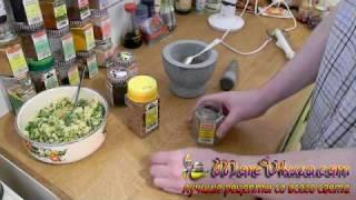 Фалафель (видео-рецепт)(Рецепт для сайта http://morevkusa.com/, 2010-05-30T09:07:14.000Z)