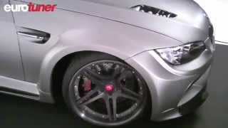 Vorsteiner BMW Limited Edition GTRS 5 Wide Body 2012 Videos