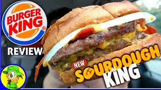 Video Burger King® | Sourdough King™ | Food Review! 🍔👑🍞 download MP3, 3GP, MP4, WEBM, AVI, FLV Agustus 2018