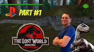 Fear the Compy!!! - The Lost World: Jurassic Park (PS1) Part 1