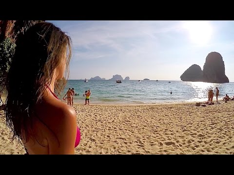 Railay Beach: BETTER Than The Thai Islands?
