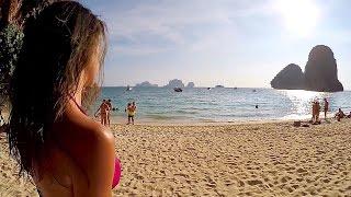 RAILAY BEACH | PHRA NANG (DICK) CAVE
