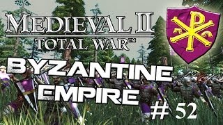 Byzantine Empire on StainlessSteel 6.4 ep 52 A Mighty Defense Holds The East