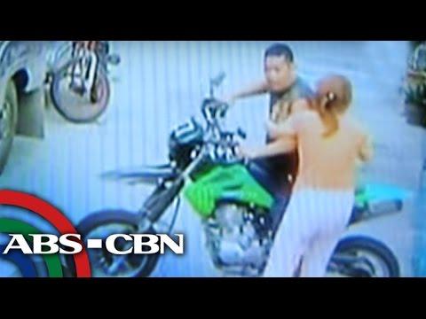 Pamamaril ng barangay kagawad, sapul sa CCTV