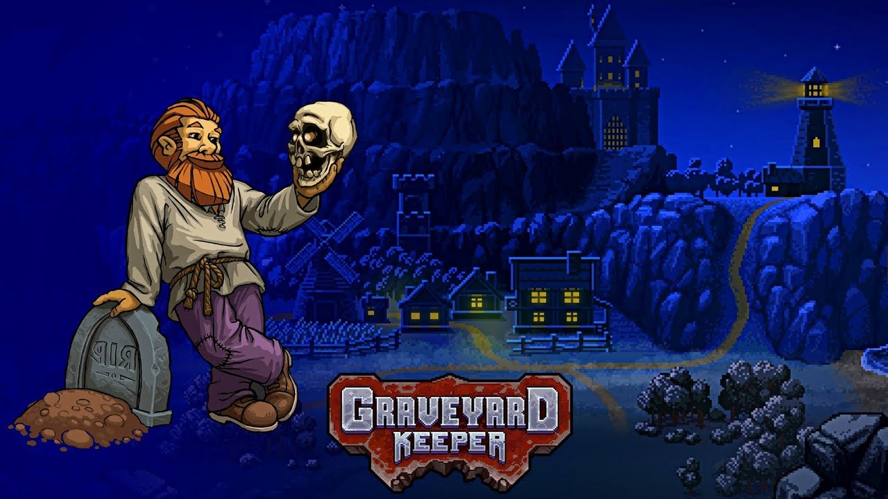 graveyard keeper игра