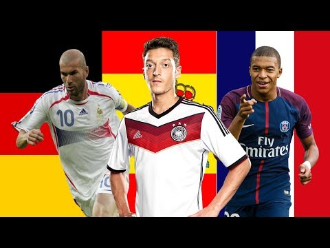 Top Players Who Didn't Play For Their Original Countries | 1st Edition