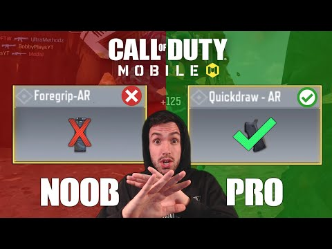 4 Attachments You NEED To STOP Using In COD Mobile  Call Of Duty Mobile Tips And Tricks