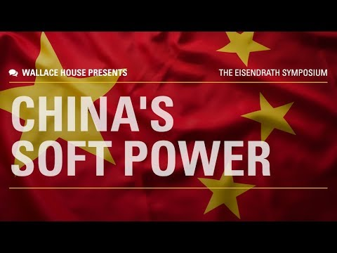 Wallace House presents China's Soft Power: Understanding Beijing's Growing Worldwide Influence