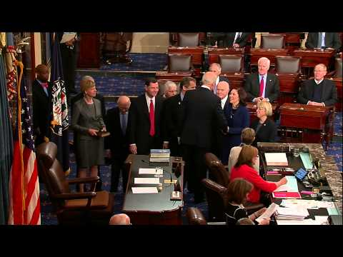 Tammy Baldwin sworn in as U.S. Senator for Wisconsin