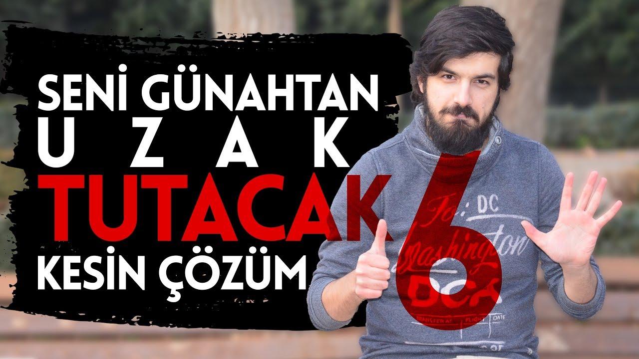 Download Seni Günahtan Uzak Tutacak 6 Kesin Çözüm - Ahmet Taha