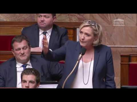 Intervention de Marine Le Pen sur l'acquisition automatique