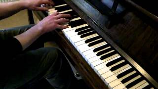 Steely Dan - Glamour Profession - Piano Cover - Intro,Verse and Chorus