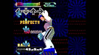 Dance Dance Revolution Konamix (PlayStation) Drop the Bomb