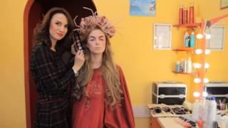 Стенчикова макияж на Halloween