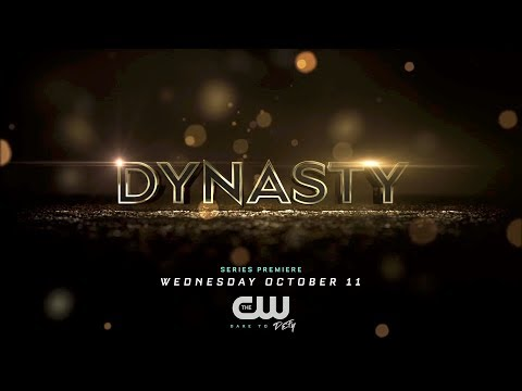 Dynasty CW Reboot - Celebrate the new, respect the past.