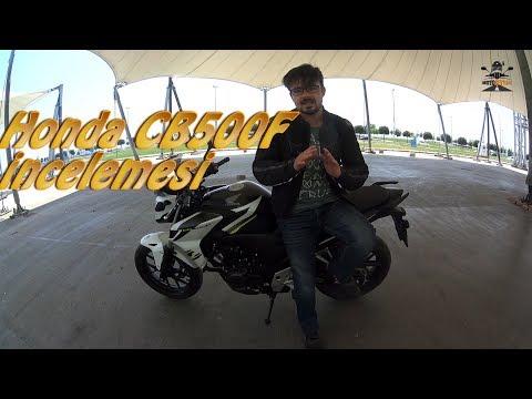 Honda CB500F incelemesi (Açıklamayı okuyunuz) / Honda CB500F review
