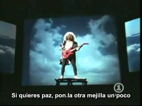 SAMMY HAGAR - GIVE TO LIVE (Subtitulado)