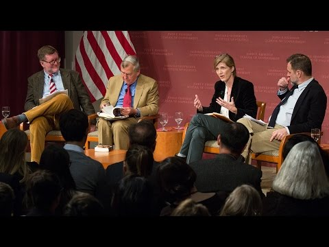 Samantha Power: The Need for Applied History in Washington Decisionmaking