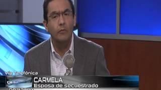 #PorLaMañana Entrevista a Carmela Hernández, esposa de Gregorio Jiménez.