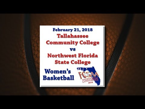 Panhandle Conference 2018 - TCC @ NWFSC - February 21, 2018 - Women's Basketball