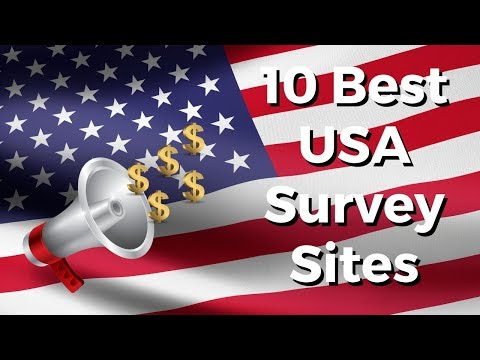 10 Best USA Survey Sites (Sites That Really Pay In The USA)