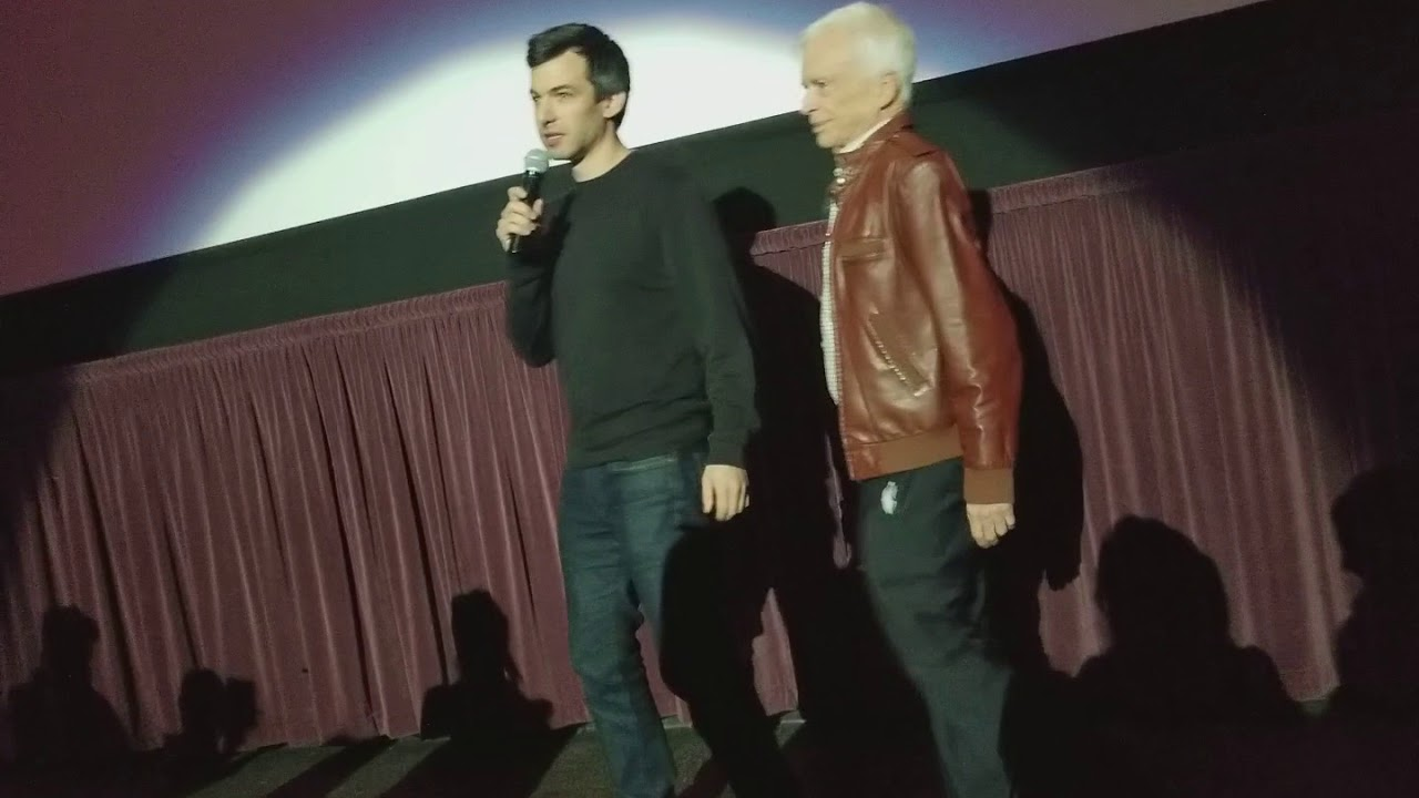 Nathan for You: Finding Frances Premiere @ Westwood