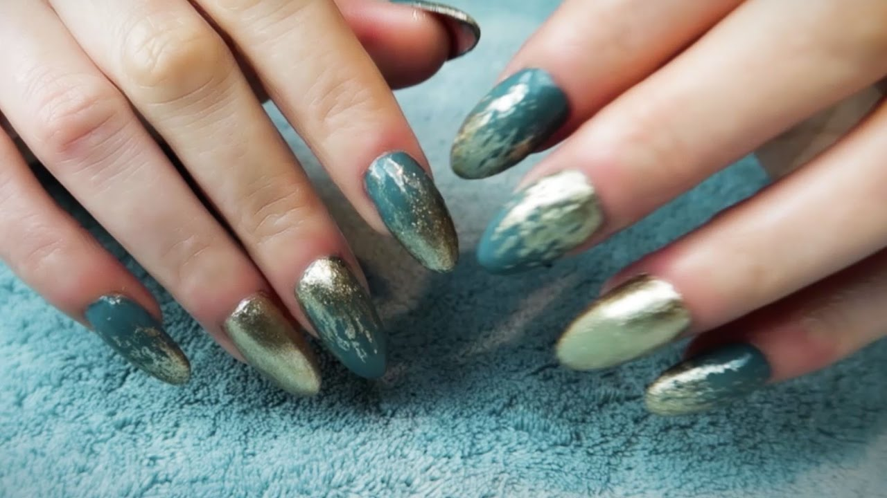 blue green gold nail art asmr soft spokenwhispering blue green gold nail art asmr soft spokenwhispering prinsesfo Choice Image