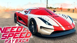 NEED FOR SPEED PAYBACK - O CARRO MAIS RÁPIDO (428km/h) REGERA!!! #39
