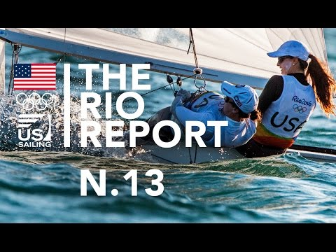 The Rio Report / N.13 - Annie and Briana Say Thanks
