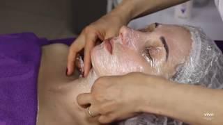 видео Профессиональный уход за кожей лица