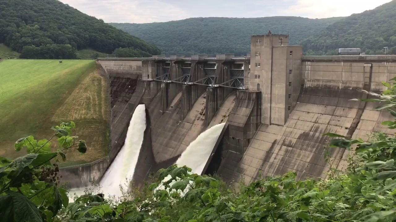 Visit the Kinzua Dam in Warren PA | Hidden Valley Camping