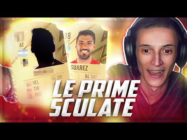 PRIMO PACK OPENING su FIFA 22 e PRIME SCULATE!