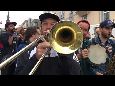 Recap: Huntertones European Summer Tour 2017