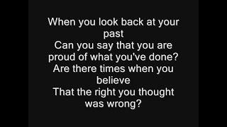 Iron Maiden - Judgement of Heaven Lyrics