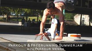 Parkour & Freerunning Summerjam | Parkour Vienna