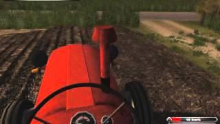 farming simulator 2011 gameplay