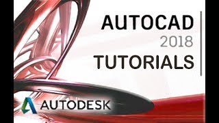 AutoCAD 2018 - 3D Materials and Render Tutorial [COMPLETE]