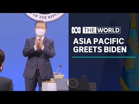 Asia Pacific leaders welcome new Biden administration | The World