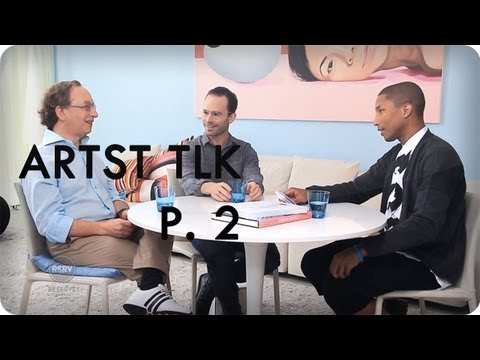 I. M. Pei & Richard Meier Crisis Management | Ep. 3 Part 2/3 ARTST TLK | Reserve Channel