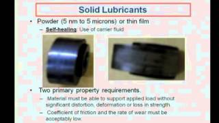 Lubricant Classifications