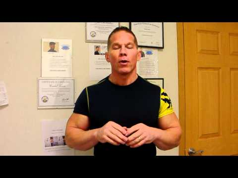 SIMPLE Fitness Exercises Made Easy - How To Life Weights & Exercise