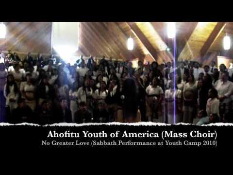 Ahofitu Youth of America (Mass Choir) SABBATH MORNING