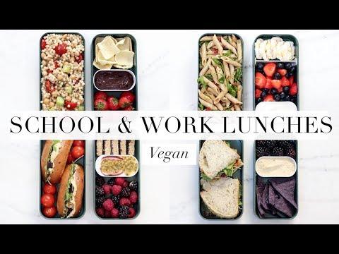 Vegan School & Work Lunch Ideas #5 AD | JessBeautician