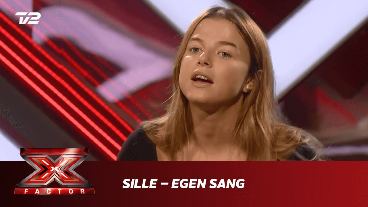Sille synger egen sang (Audition) | X Factor 2019 | TV 2 ...
